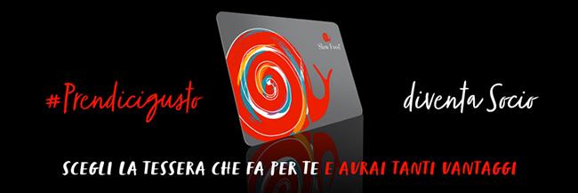 Slow Food Italia Banner